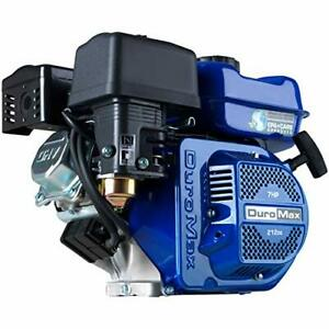 DuroMax XP7HP 208cc Recoil Start Gas Powered 50 State Approved, Multi-Use Eng...