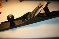 Vintage Stanley Bailey No. 7 Wood Plane Type 13, 1 patent date, solid tool