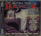 VARIOUS ARTISTS 'THE No.1 ALL TIME ROCK ALBUM' 38-TRACK DOUBLE CD