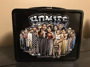 Homies Lunch Box With Drink Container