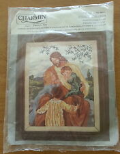 Charmin Jesus & Children #15-12 48083 Vanessa-Ann Janlynn Counted Cross Stitch