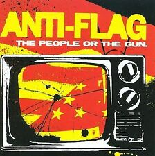 ANTI FLAG - PEOPLE OR THE GUN NEW VINYL RECORD