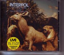 CD INTERPOL / OUR LOVE TO ADMIRE