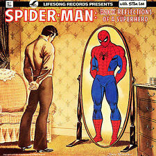 FREE US SHIP. on ANY 2 CDs! USED,MINT CD Various Artists: Spider-Man: Rock Refle