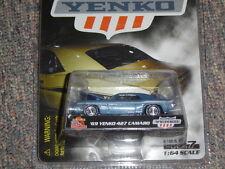 Yenko 1969 427 Lemans Blue  Camaro Limited Edition ship WW xmas