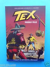 bd fumetti tex n. 81 collezione storica a colori pueblo feliz fumetti repubblica
