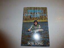 Fishing the Queen Charlotte Islands by Bob Long, PB 1988 Signed  B202