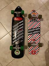 Complete skateboards - two pack