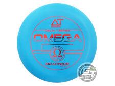 New Millennium Dt Omega 170g Blue Red Foil Putter Golf Disc