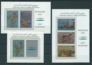 Comoros,1988,Olympic,collective,compl,MNH,not listed
