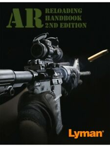 Lyman 9816046 Reloading Handbook, 2nd Edition, data for nearly all MSR calibers