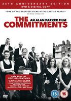 The Commitments DVD (2016) Robert Arkins, Parker (DIR) cert 15 ***NEW***