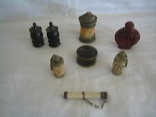 assorted miniture container collection