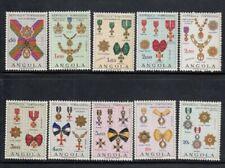 ANGOLA Portuguese Orders of Valor MNH set