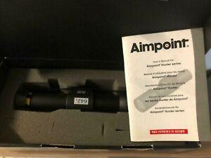 Aimpoint H30L / H34L Hunter Leuchtpunktvisier 2 MOA Absehen Rotpunkt 12691 12693
