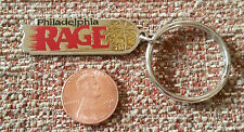 Philadelphia Rage Abl American Basketball League Key Ring