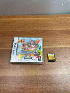 Cooking Mama (Nintendo DS, 2006)