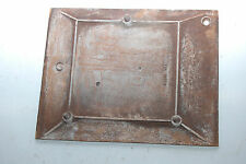 AGA STANDARD C CB 41-72 1952 CAST IRON 2 OVEN TOP PLATE AHL81089