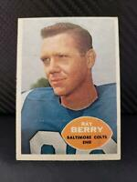 1960 Topps #4 Ray Berry HOF Baltimore Colts / SMU Mustangs