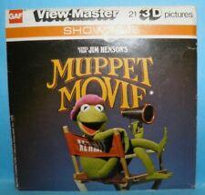 Vintage View Master 1979 The Muppet Movie Reels & Storybook Set