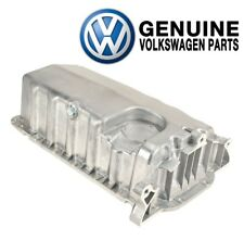 For Volkswagen Beetle Golf Jetta 1.9L 2.0L Engine Oil Pan Genuine 038103601