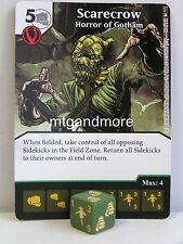 DC dice Masters - #098 Scarecrow horror of Gotham-World 's Finest