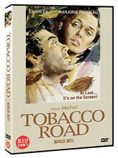 Tobacco Road (1941) / John Ford / Charley Grapewin / Gene Tierney / DVD SEALED
