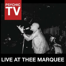 Psychic TV : Live at Thee Marquee CD (2013) ***NEW***