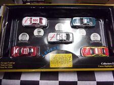 Trackside Limited Edition NASCAR Legend Series Collectors Edition 5 Car Set