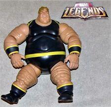 "Marvel Legends X-Men Blob BAF Build A Figure 100% Complete Hasbro 10"""
