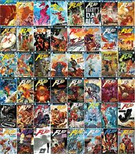 The Flash (2016) - Select from issues #1 to #46 - Dc Comics - Rebirth