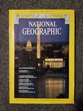 National Geographic Magazine October 1976 No Map, Potomac, Edmonton, Opals