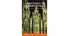 Book SANTIAGO DE COMPOSTELA Jacome Gonzales English Edition Everest Vintage
