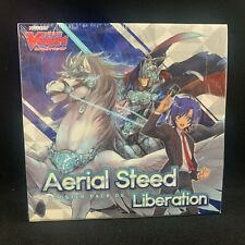 Cardfight Vanguard Arial Steed Liberation Booster Box Factory Sealed English NEW
