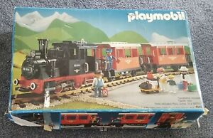 Vintage Playmobil Electric Set 4003 in nice working condition
