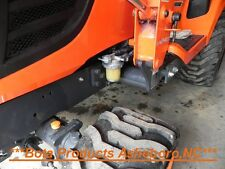 Kubota BX Fuel Filter relocation kit BX2370,BX24,BX25D,BX23S,BX2670,BX2680 w/FEL