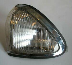 NOS 91-93 Oldsmobile 98 Regency  Left Driver Front Signal Light 16513855