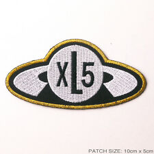 FIREBALL XL5 Gerry Anderson Series Crew Prop Show Patch!