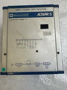 Telemecanique Altiva 5 Atv151u15Q
