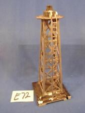 E72 VINTAGE MARX O SCALE TRAIN YARD LIGHT TOWER