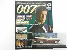 James Bond Collection Heft 47 Ford Fairlane Die Another Day OVP 1603-30-65