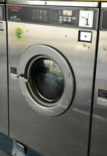 Speed Queen Front Load Washer Coin Op 50 Lbs, 3Ph, S/N: M1297116683 [Refurb]