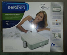 NEW AeroBed Queen Size Premier Collection Air Mattress +Built-In Pump 2000024492