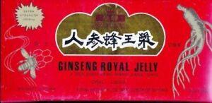 Ginseng Royal Jelly ,Red Panax Ginseng Extract 6000-8000mg,Korean Ginseng W/Root