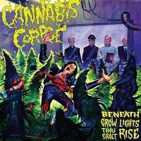 CANNABIS CORPSE - Beneath Grow Lights Thou Shalt Rise  [Re-Release] CD