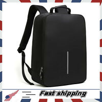 Professional Anti Theft Laptop Backpack Bag with USB Charging Port