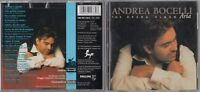 Andrea Bocelli - Aria: The Opera Album (CD, Apr-1998, Philips) VG