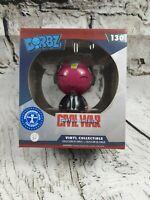 Funko Dorbz Marvel Civil War VISION Black Suit Underground Toys Exclusive #130