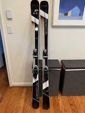 Skis, Renoun Z-90, 174 cm, Black, Look Pivot 12 Bindings 2019
