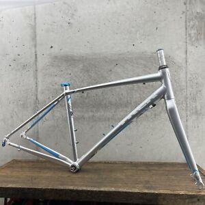 Trek Frame Set Lexa Road Bike 700c WSD Alpha Aluminum Wolf Tooth 50 cm 130 mm